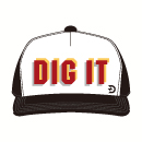 DIG IT キャップ 【SOLD OUT】