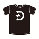 Diggy-MO' ロゴTシャツ(黒) 【SOLD OUT】